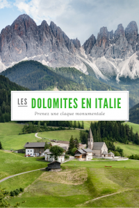 Dolomites Italie : randonnées et paysages