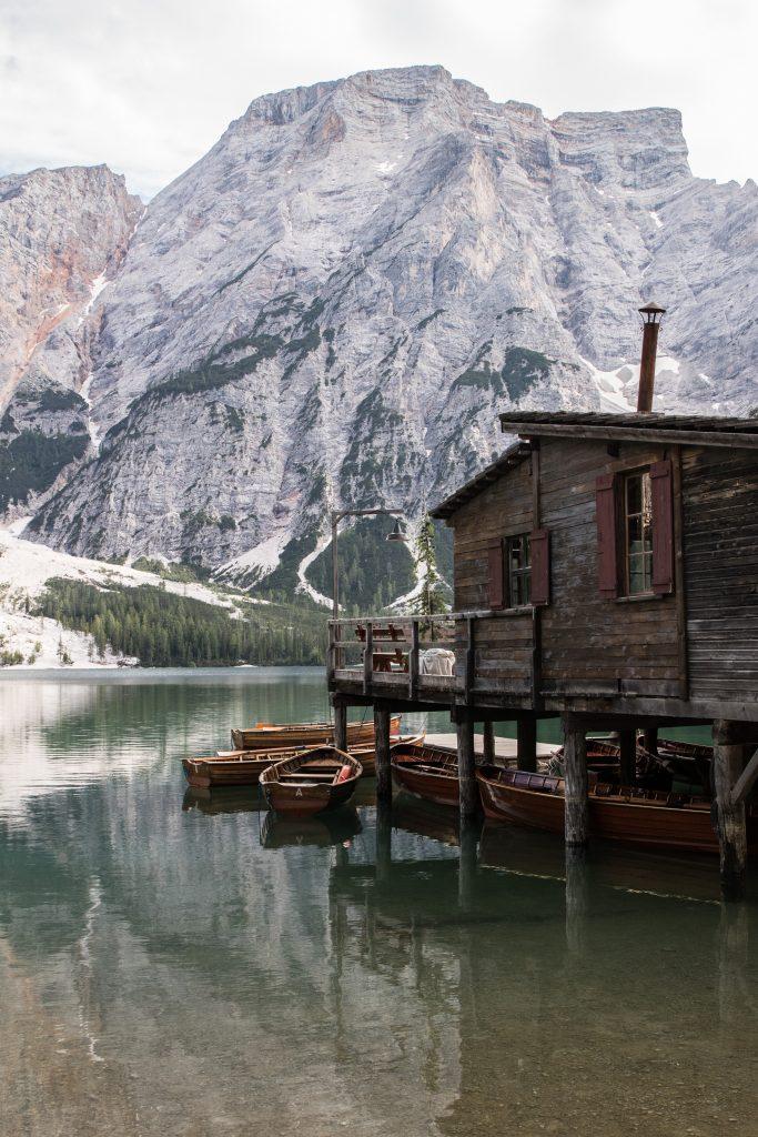 Le lago di Braies : comment venir ?