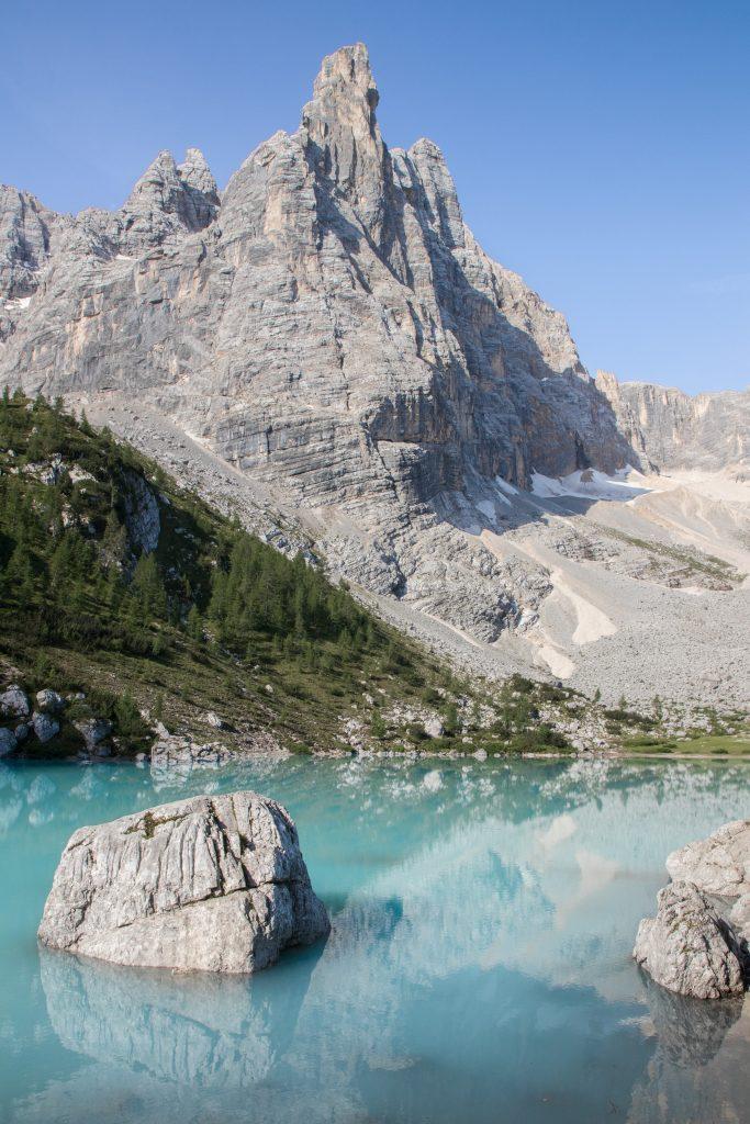 Lago Di Sorapis : la plus belle randonnée des Dolomites