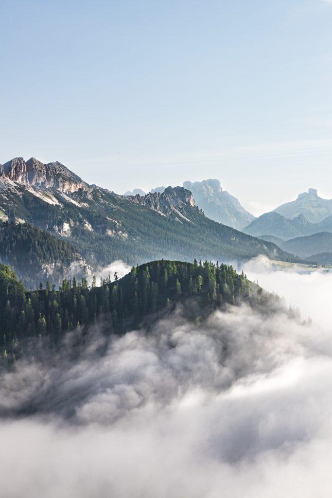 Lago di Sorapis, le plus beau lac d'Italie