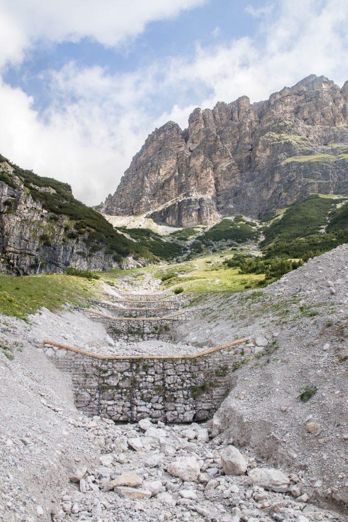 Découvrir les Dolomites en Italie : randonnée Val Stella Alpina - Puez-Odle