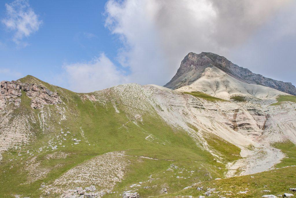 Découvrir les Dolomites en Italie : plateau de Puez - Puez-Odle