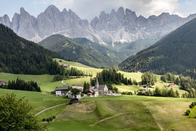 Santa Maddalena - Dolomites