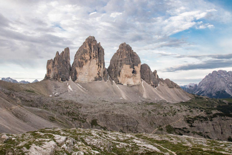 Découvrir les Dolomites en Italie : les Tre Cime di Lavaredo - Dolomites