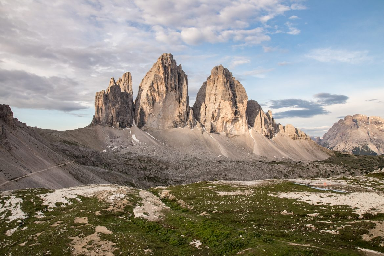 Tre Cime de Lavaredo - Dolomites : randonnée dans le parc naturel