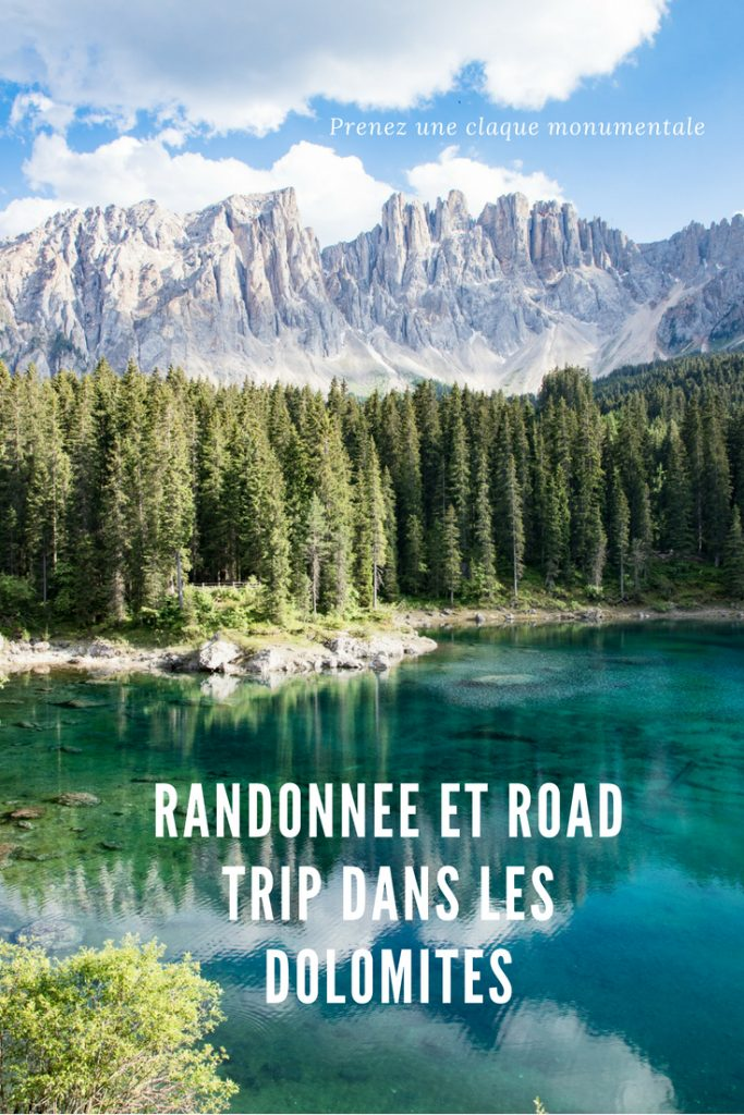 Randonnée dans les montagnes emblématiques des Dolomites : les Tre Cime Lavadero