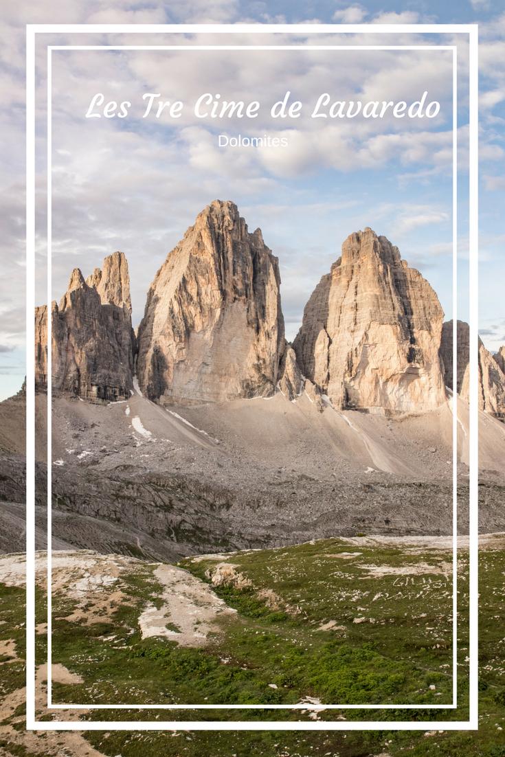 Les Tre Cime Lavaredo, la plus belle randonnée dans les Dolomites en Italie