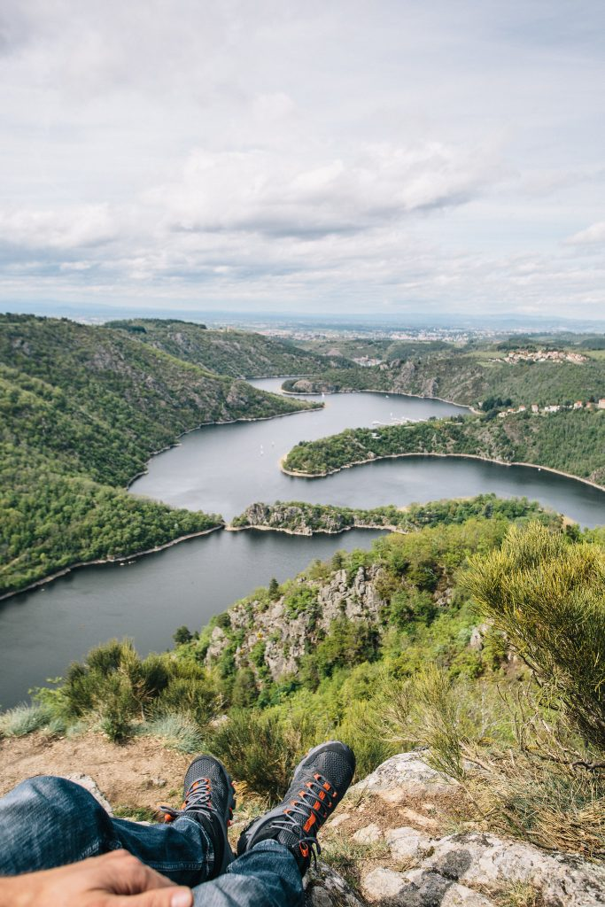 Randonnée sur le Plateau de la Danse – Saint Victor-sur-Loire