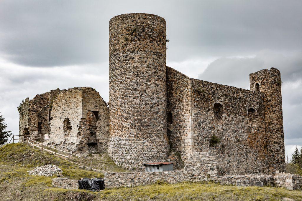 Visiter la Loire 42 : Le Château des Cornes d'Urfé