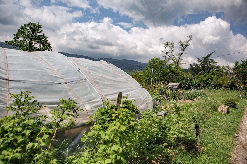 La Rivoire: le centre agro-écologie et de permaculture
