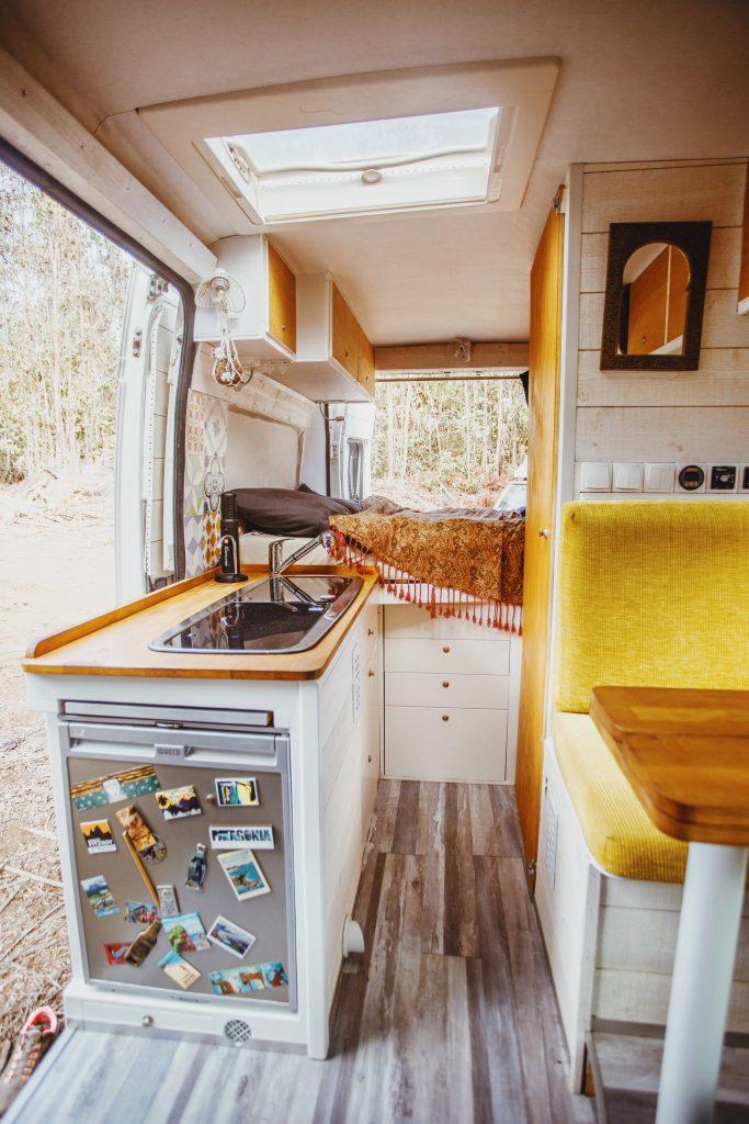 Comment aménager son van ou son fourgon soi-même ?
